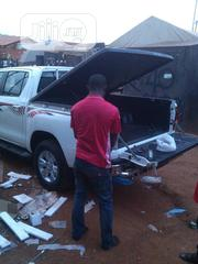 Booth Cover Shock Hilux Available. | Vehicle Parts & Accessories for sale in Lagos State, Mushin