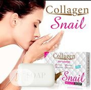 Collagen Snail Soap | Bath & Body for sale in Lagos State, Orile