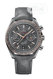 Omega Gray Leather   Watches for sale in Lagos State, Lagos Island