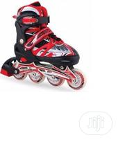Adjustable Inline Roller Skate Shoe - Multicolour | Shoes for sale in Lagos State, Surulere