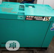 Used Soundproof Generator 15kva | Electrical Equipment for sale in Lagos State, Ojo