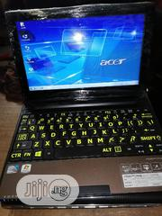 Laptop Acer Aspire One D255 1GB Intel Atom HDD 250GB   Laptops & Computers for sale in Lagos State, Ikeja