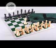 Tournament Chess Set With Carrier Box   Books & Games for sale in Lagos State, Shomolu