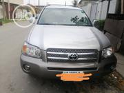 Toyota Highlander 2007 Hybrid Limited 4x4 Silver | Cars for sale in Rivers State, Port-Harcourt