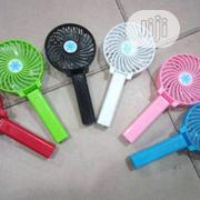 Rechargable Mini Hand Fan | Home Appliances for sale in Lagos State, Ikeja
