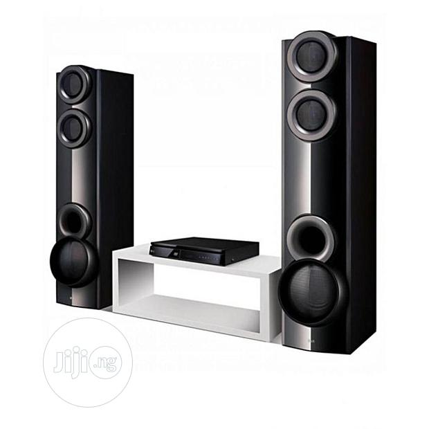 LG 1000watts Sound- Tower Bass- Blast Bluetooth Home Theater