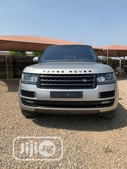 Land Rover Range Rover Vogue 2015 Silver   Cars for sale in Abuja (FCT) State, Jahi