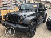 Jeep Wrangler 2010 Sport Black   Cars for sale in Lagos State, Yaba