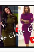 New Quality Female Gown XL | Clothing for sale in Lagos Island, Lagos State, Nigeria