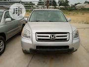 Honda Pilot 2006 EX 4x4 (3.5L 6cyl 5A) Silver | Cars for sale in Rivers State, Port-Harcourt