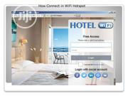 Setup Money Making Hotel Wifi Hotspot | Computer & IT Services for sale in Lagos State, Ikeja