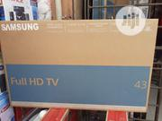 Samsung LED 43inches Television   TV & DVD Equipment for sale in Lagos State, Lekki Phase 2