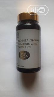 Norland Calcium Iron & Zinc   Vitamins & Supplements for sale in Lagos State, Agboyi/Ketu