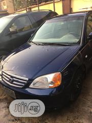 Honda Civic 2002 Blue   Cars for sale in Lagos State, Alimosho