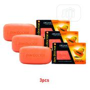 Skin Doctor Papaya And Kojic ACID Soap (3pcs | Bath & Body for sale in Lagos State, Ojo