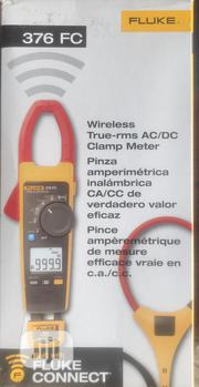 Fluke 376 AC/DC Digital Clamp Meter | Measuring & Layout Tools for sale in Lagos State, Lagos Island