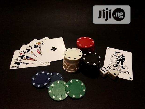 Archive: Professional Poker Chips 3D Stack Model