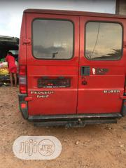 Lagos Cleared Peugeot Boxer 1999 Red | Buses & Microbuses for sale in Lagos State, Egbe Idimu