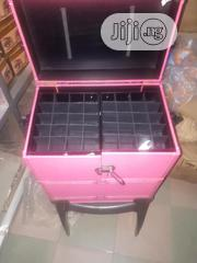 Makeup Box Trolley In With Mirrior | Tools & Accessories for sale in Lagos State, Ojo