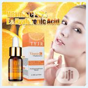 Tyjr Vitamin C + Hyaluronic Moisturizing Anti Aging Facial Serum | Vitamins & Supplements for sale in Lagos State, Surulere
