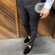 Gray Color High Quality Turkish Pants Trousers | Clothing for sale in Lagos State, Lagos Island