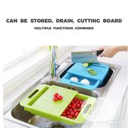 2in1 Cutting Board and Drainer | Kitchen & Dining for sale in Lagos State, Ikeja