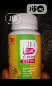Ultra Clean Premium Detoxification Capsule | Vitamins & Supplements for sale in Lagos State, Agege