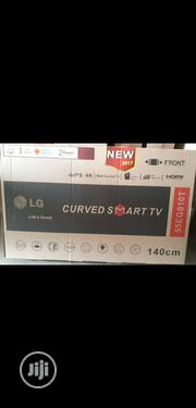 "55"" Inches LG Curved Smart Led Tv 