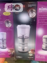 Nima Nima Electric Stainless Home Grinder (Big) | Kitchen Appliances for sale in Lagos State, Lagos Island