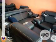 High Quality Imported 7-Seater Leather Sofa Chair | Furniture for sale in Lagos State, Ojo