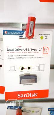 Sandisk 64GB Ultra Dual USB Type-c OTG | Computer Accessories  for sale in Lagos State, Ikeja