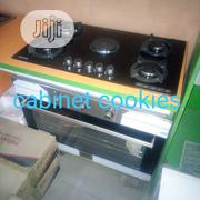 Cabinet Cooker 5burners | Furniture for sale in Lagos State, Ojo