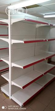 Super Market Shelves Double Sides | Furniture for sale in Lagos State, Lagos Island