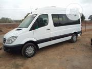 Extremely Neat Nigerian Used Mercedes Benz Sprinter 2014 White | Buses & Microbuses for sale in Abuja (FCT) State, Apo District
