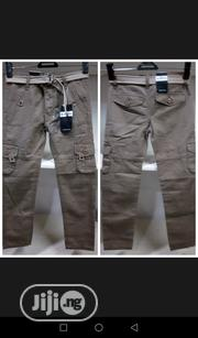 Quality Kids Combat Chinos Nd Jeans | Children's Clothing for sale in Lagos State, Isolo