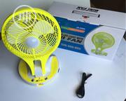 Rechargeable Portable Mini Fan | Home Appliances for sale in Lagos State, Alimosho