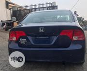 Honda Civic 2008 1.8 EX Automatic Blue | Cars for sale in Lagos State, Ikeja