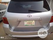 Toyota Highlander Limited 2010 Silver | Cars for sale in Lagos State, Ikeja