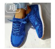 Women Glitter Sneakers (Size 40) | Shoes for sale in Lagos State, Lagos Island