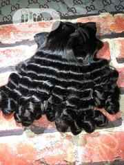 Fancy Curls Human Hair Weavon | Hair Beauty for sale in Lagos State, Surulere