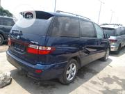 Toyota Previa 2002 Automatic Blue   Cars for sale in Lagos State, Orile