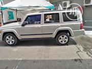 Jeep Commander 2008 Silver   Cars for sale in Lagos State, Surulere