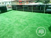 Synthetic Grass Design Covered On Top Roof Balcony Surface | Landscaping & Gardening Services for sale in Lagos State, Ikeja