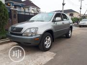 Lexus RX 2000 Silver   Cars for sale in Lagos State, Agege