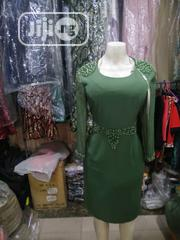 Beautiful Green Turkey Gown Dress | Clothing for sale in Lagos State, Orile