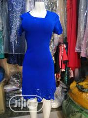 Mini Body-Com Cut-Together Flair Gown | Clothing for sale in Lagos State, Orile