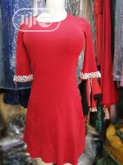 Mini Body Com Cut Together Flair Gown | Clothing for sale in Lagos State, Orile