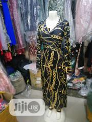 Vintage Full Length Licra Gown Suitable for All Outings | Clothing for sale in Lagos State, Orile