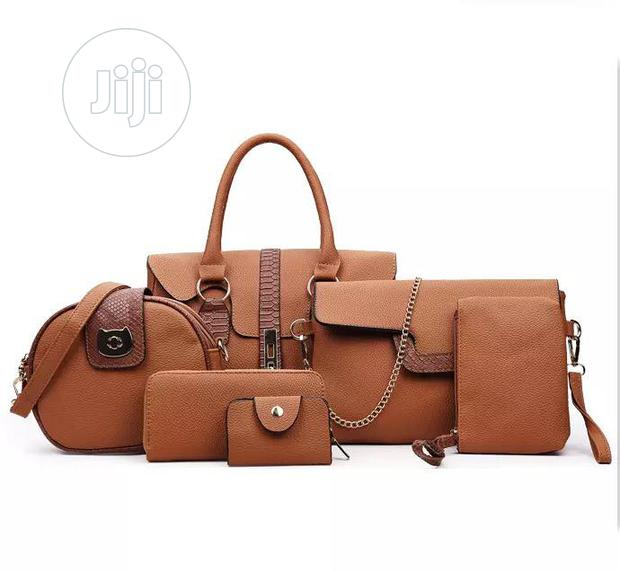 Archive: 6 In 1 Quality Hand Bags