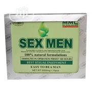Mmc Sex Men Coffee Performance For Men/ Prolong Ejaculation | Sexual Wellness for sale in Lagos State, Agege